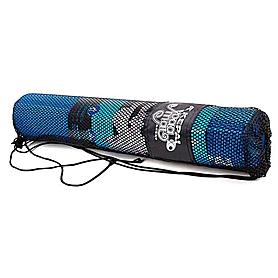 Фото 3 к товару Коврик для йоги (йога-мат) 4 мм с чехлом Kepai