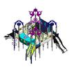 Комплекс игровой «Морское царство» Vadzaari 1003 - фото 1