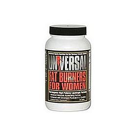 Жиросжигатель Universal Fat Burners for Women (120 таблеток) для женщин