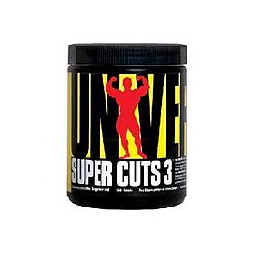 Жиросжигатель Universal Super Cuts 3 (130 таблеток)