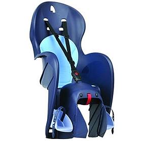 Кресло велосипедное детское Polisport Wallaroo CFS синее