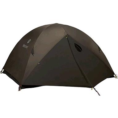 Палатка трехместная Marmot Limelight 3p Tent hatch/dark cedar