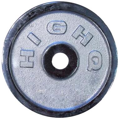 Диск олимпийский хромированный 15 кг - 51 мм