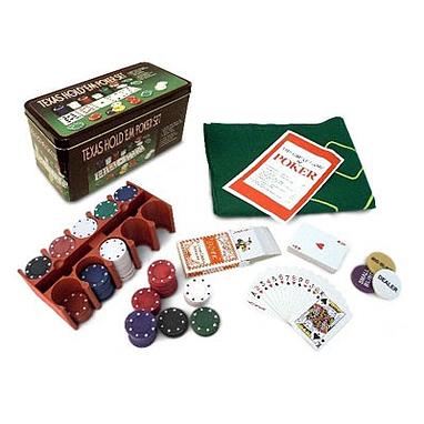 Набор для игры в покер IG-3007 на 300 фишек