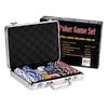 Набор для игры в покер, 200 фишек с номиналом - фото 1