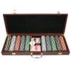 Набор для игры в покер, 500 фишек - фото 2