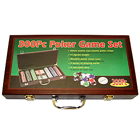 Набор для игры в покер, 300 фишек