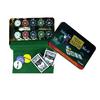 Набор для игры в покер Texas Hold'em, 200 фишек - фото 1