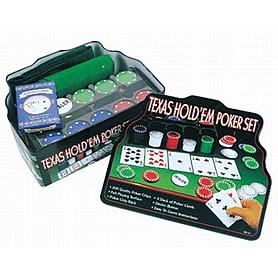 Фото 2 к товару Набор для игры в покер, 200 фишек G-1103240