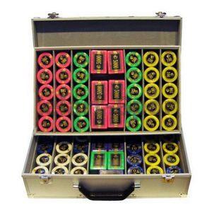 Фишки для покера, 730 шт.