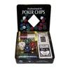 Набор для игры в покер, 100 фишек G-2033 - фото 1