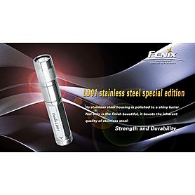 Фото 3 к товару Фонарь ручной Fenix LD01 Cree XP-G LED R5