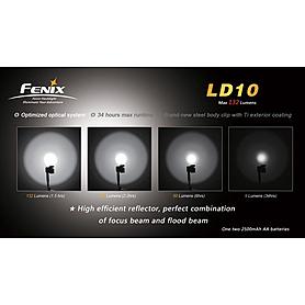 Фото 6 к товару Фонарь ручной  Fenix LD10 Cree XP-G LED R5