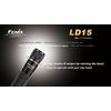 Фонарь ручной Fenix LD15 Cree XP-G LED R4 - фото 4