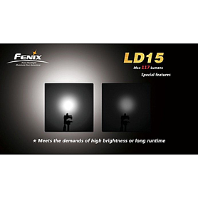 Фото 5 к товару Фонарь ручной Fenix LD15 Cree XP-G LED R4