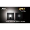 Фонарь ручной Fenix LD15 Cree XP-G LED R4 - фото 5