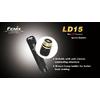 Фонарь ручной Fenix LD15 Cree XP-G LED R4 - фото 6