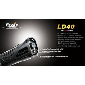 Фото 5 к товару Фонарь ручной Fenix LD40 Cree XP-G LED R4