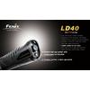 Фонарь ручной Fenix LD40 Cree XP-G LED R4 - фото 5