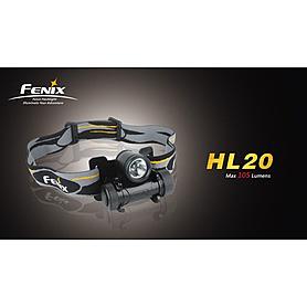 Фото 2 к товару Фонарь налобный Fenix HL20 Cree XP-E LED R2