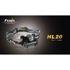 Фонарь налобный Fenix HL20 Cree XP-E LED R2 - фото 2