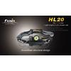 Фонарь налобный Fenix HL20 Cree XP-E LED R2 - фото 3