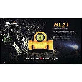 Фото 2 к товару Фонарь налобный Fenix HL21 Cree XP-E LED R2
