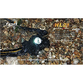 Фото 5 к товару Фонарь налобный Fenix HL21 Cree XP-E LED R2