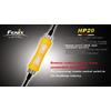 Фонарь налобный Fenix HP20 Cree XP-G LED R5 - фото 6