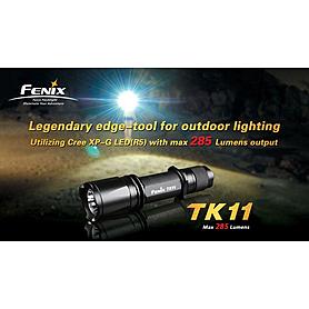 Фото 2 к товару Фонарь тактический Fenix ТК11 Cree XP-G LED Premium R5