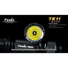 Фото 3 к товару Фонарь тактический Fenix ТК11 Cree XP-G LED Premium R5