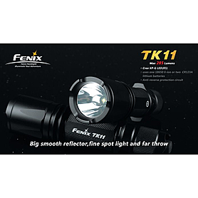 Фото 4 к товару Фонарь тактический Fenix ТК11 Cree XP-G LED Premium R5
