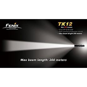 Фото 3 к товару Фонарь тактический Fenix ТК12 Cree XP-G LED R5