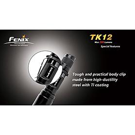 Фото 6 к товару Фонарь тактический Fenix ТК12 Cree XP-G LED R5