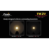 Фонарь тактический Fenix ТК20 Cree XR-E LED Q3 - фото 4