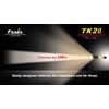 Фонарь тактический Fenix ТК20 Cree XR-E LED Q3 - фото 5