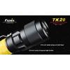 Фонарь тактический Fenix ТК20 Cree XR-E LED Q3 - фото 6