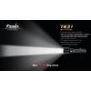 Фонарь тактический Fenix ТК21 Cree XM-L LED T6 - фото 5