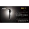 Фонарь тактический Fenix TK30 Cree MC-E LED - фото 8