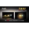 Фонарь тактический Fenix TK40 Cree MC-E LED - фото 3