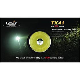 Фото 2 к товару Фонарь тактический Fenix TK41 Cree XM-L LED