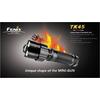 Фонарь тактический Fenix TK45 Cree 3 x XP-G R5 LED - фото 2
