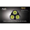 Фонарь тактический Fenix TK45 Cree 3 x XP-G R5 LED - фото 3