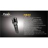 Фонарь тактический Fenix TK45 Cree 3 x XP-G R5 LED - фото 7