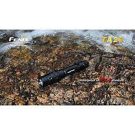 Фото 3 к товару Фонарь тактический Fenix TA20 Cree XR-E LED Premium Q5