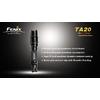 Фонарь тактический Fenix TA20 Cree XR-E LED Premium Q5 - фото 4