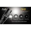 Фонарь тактический Fenix TA20 Cree XR-E LED Premium Q5 - фото 5