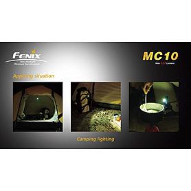 Фото 4 к товару Фонарь ручной Fenix MC10 OSRAM Golden Dragon Plus LED