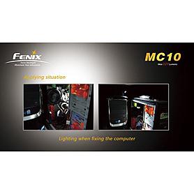 Фото 6 к товару Фонарь ручной Fenix MC10 OSRAM Golden Dragon Plus LED