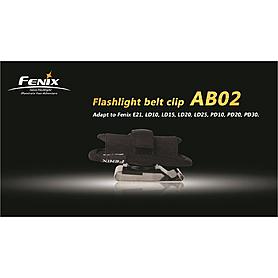 Фото 2 к товару Клипса на ремень AB02 Fenix